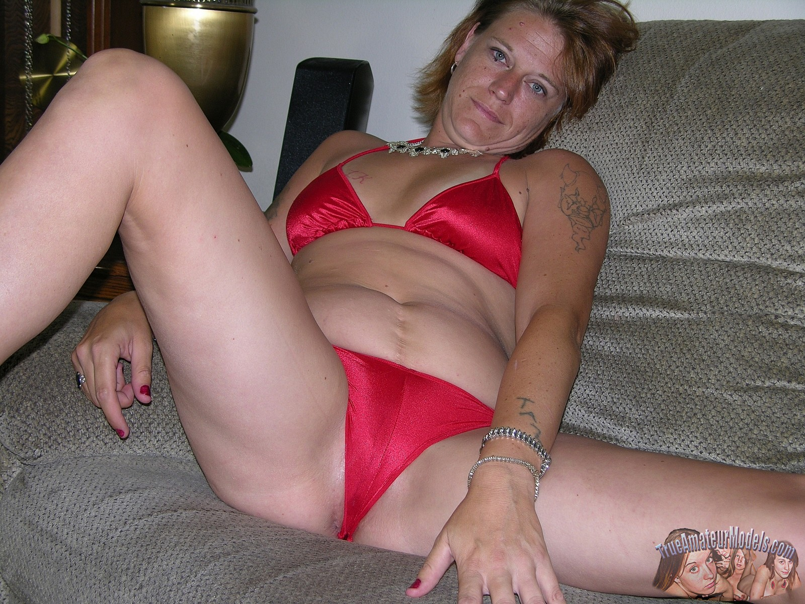 Amateur Mature Brunette Wife